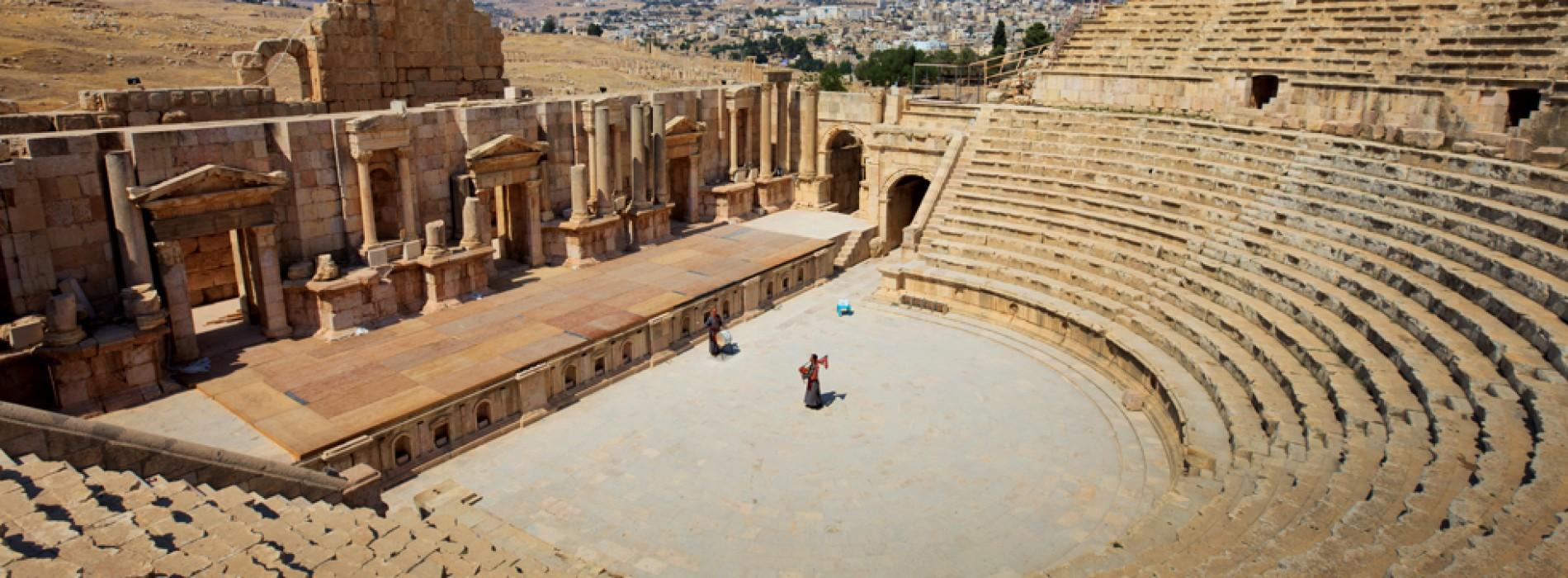 Visit Jerash, Jordan – for Rome away from Rome!