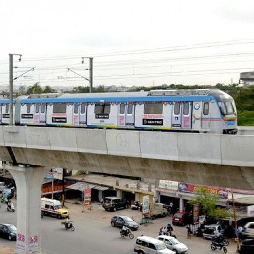 Narendra Modi to inaugurate Hyderabad metro rail on November 28