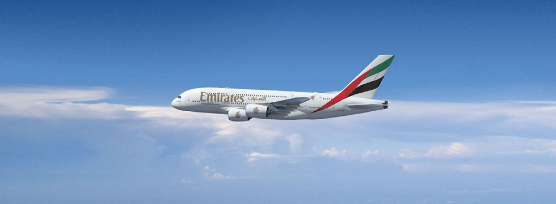 Emirates welcomes 100th Airbus A380 to fleet