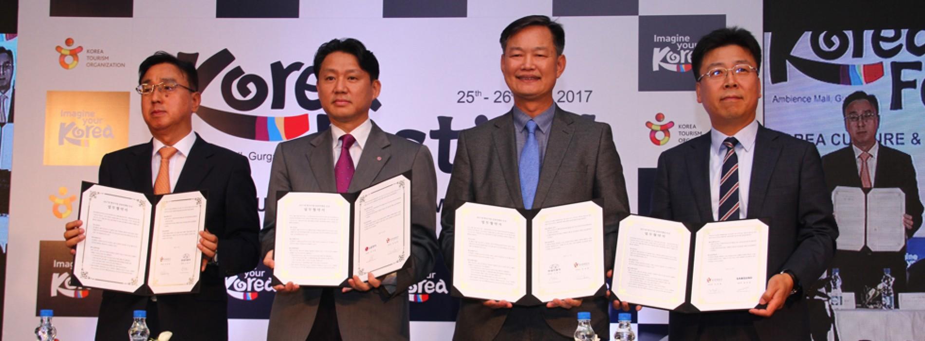 A grand South Korean Grandeur in the city – Korea Culture and Tourism Festival 2017