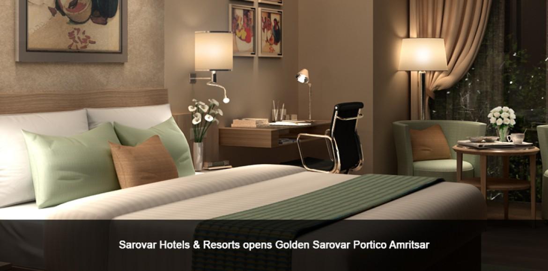 Sarovar Hotels & Resorts opens Golden Sarovar Portico Amritsar
