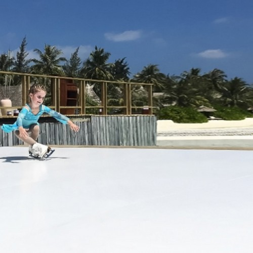 Jumeirah Vittaveli introduces first ice rink in the Maldives