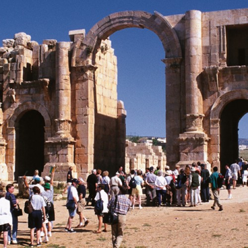 Visit Jerash, Jordan – for Rome away from Rome!