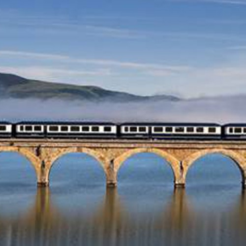 Explore the Greenest Spain aboard El Transcantábrico Luxury Tourist Trains