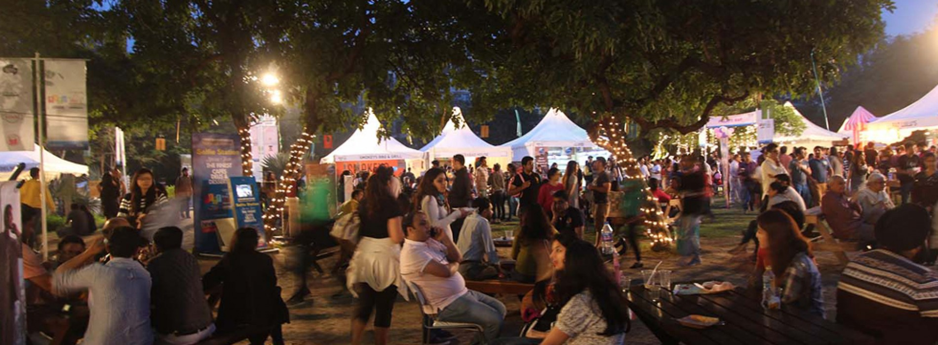 Lloyd HT PALATE fest is geared up to offer a gastronomical experience once again