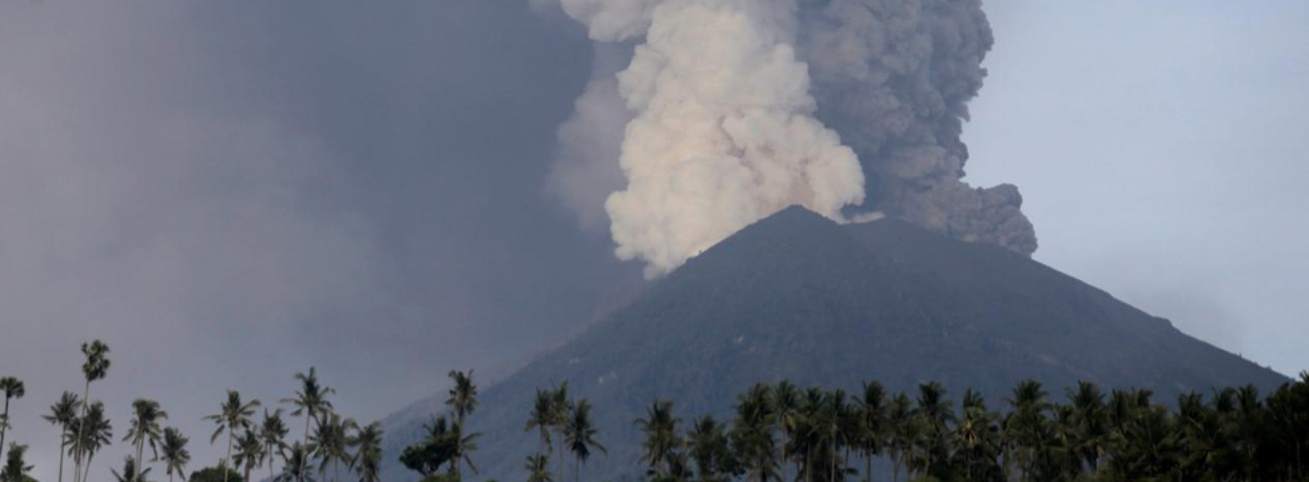 Indonesia raises Bali volcano alert to 'highest' warning of large eruption
