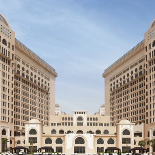 The St. Regis Doha is named Qatar's Leading Resort by WTA 2017