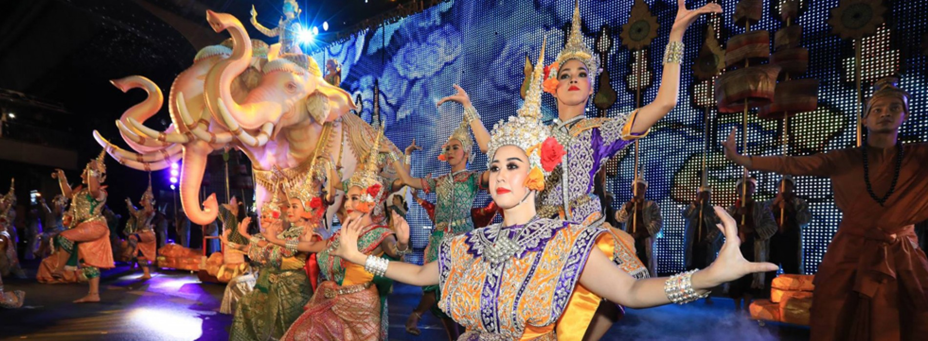 Over 300 travel agents, media discovered New Shades of Thailand on Mega Fam Trip