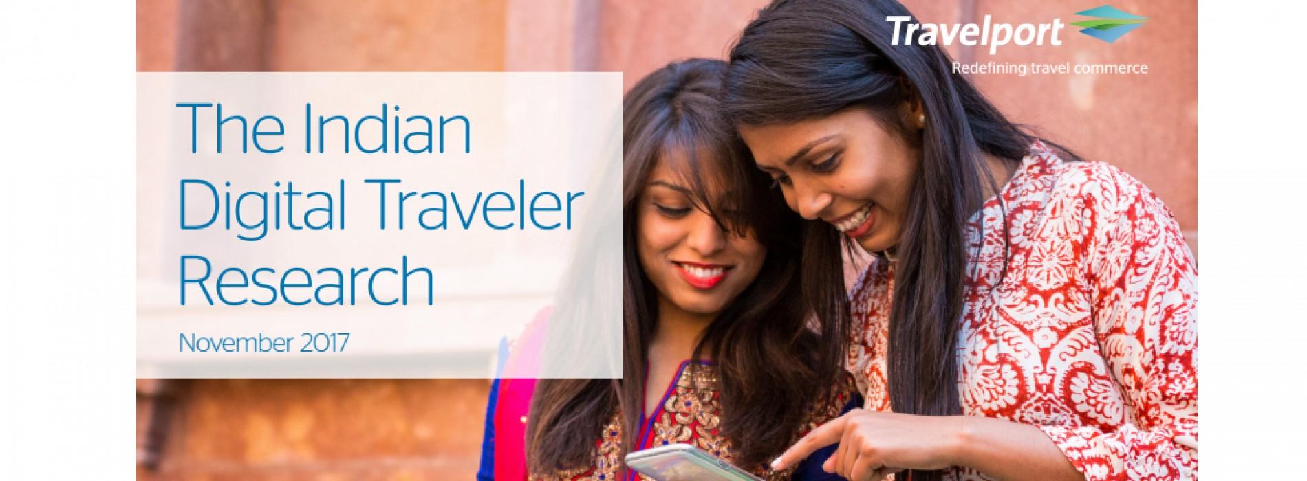 Travelport global survey puts India top of digital traveler rankings