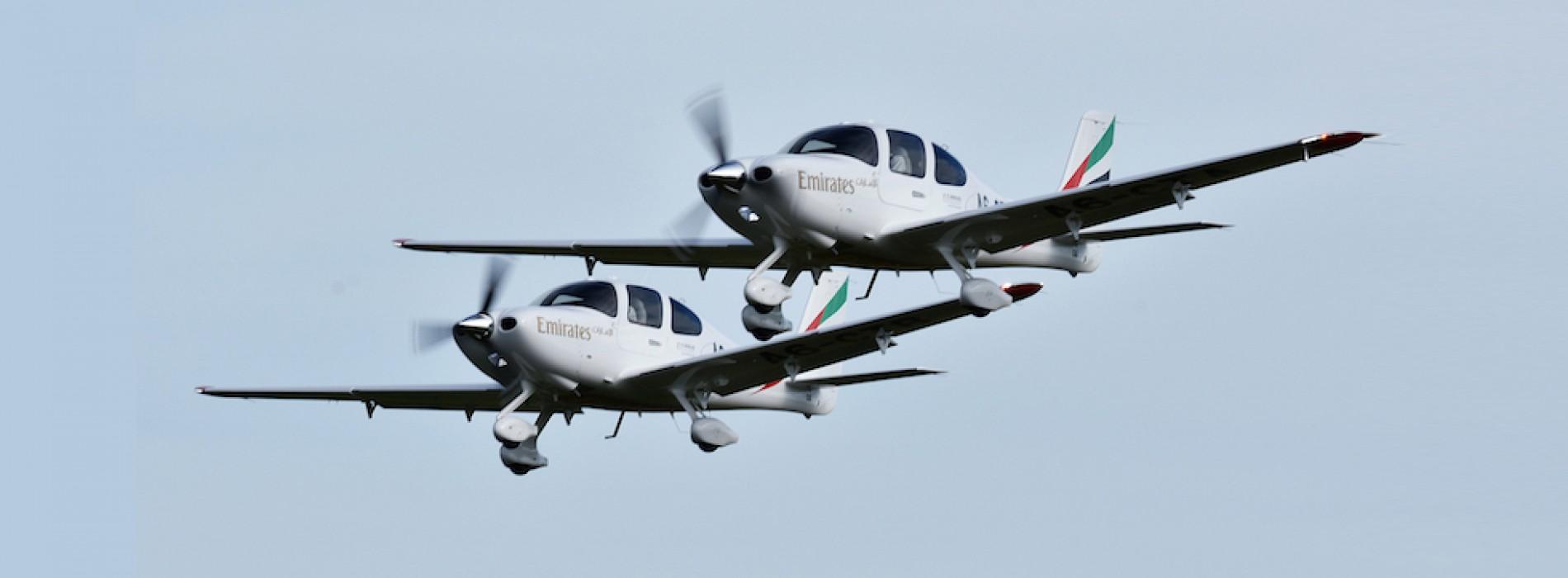 Emirates Flight Training Academy officially