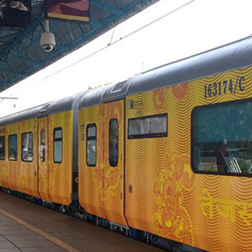 Travel from New Delhi to Chandigarh through Tejas Express now
