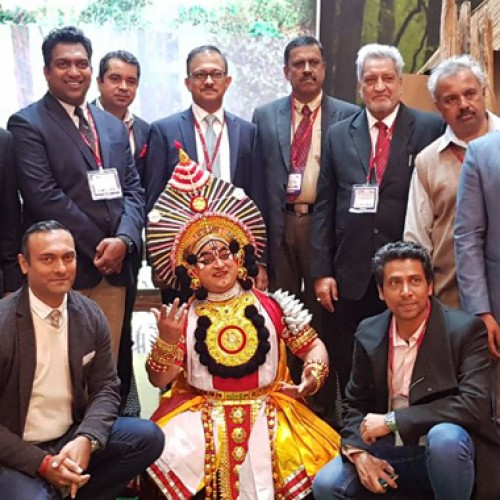 Karnataka showcases its wild side at World Travel Market 2017