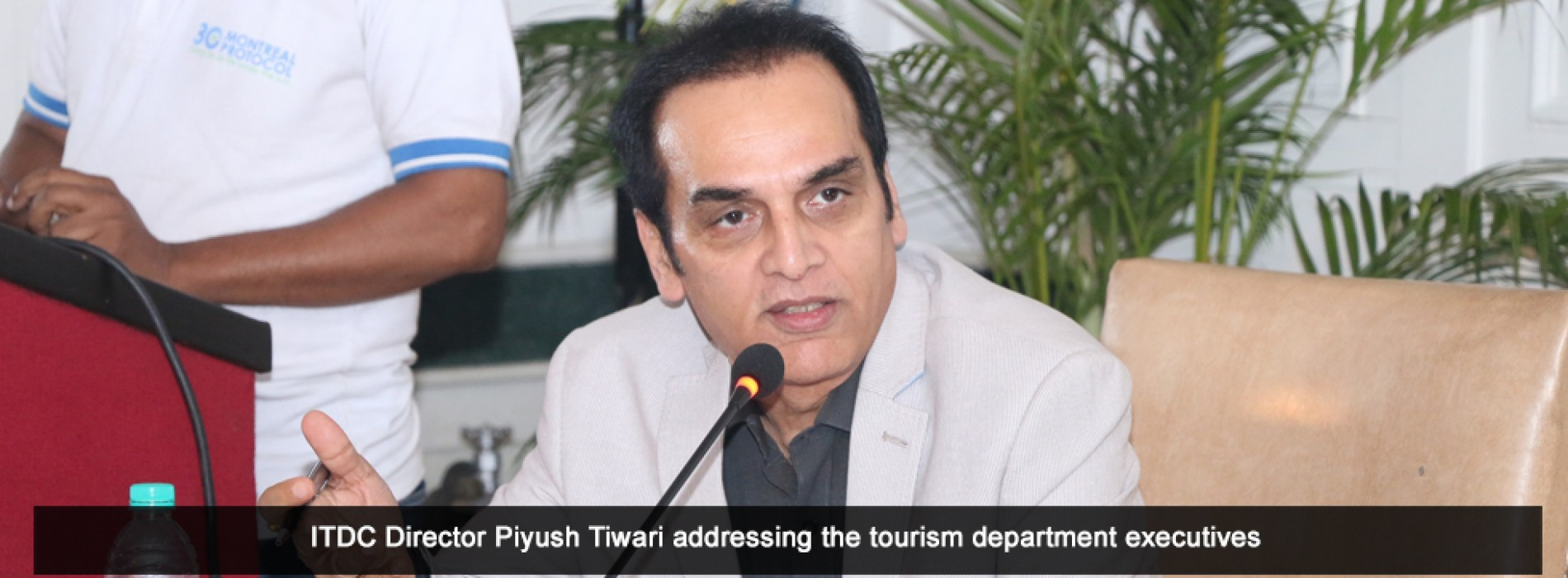 ITDC invites State Tourisms for a Round Table to take tourism industry to new heights