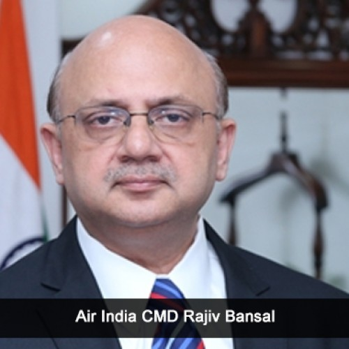Air India CMD Rajiv Bansal gets 3 months extension