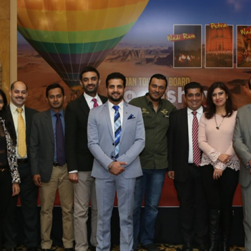 Jordan Tourism Board conducts B2B Roadshow in New Delhi