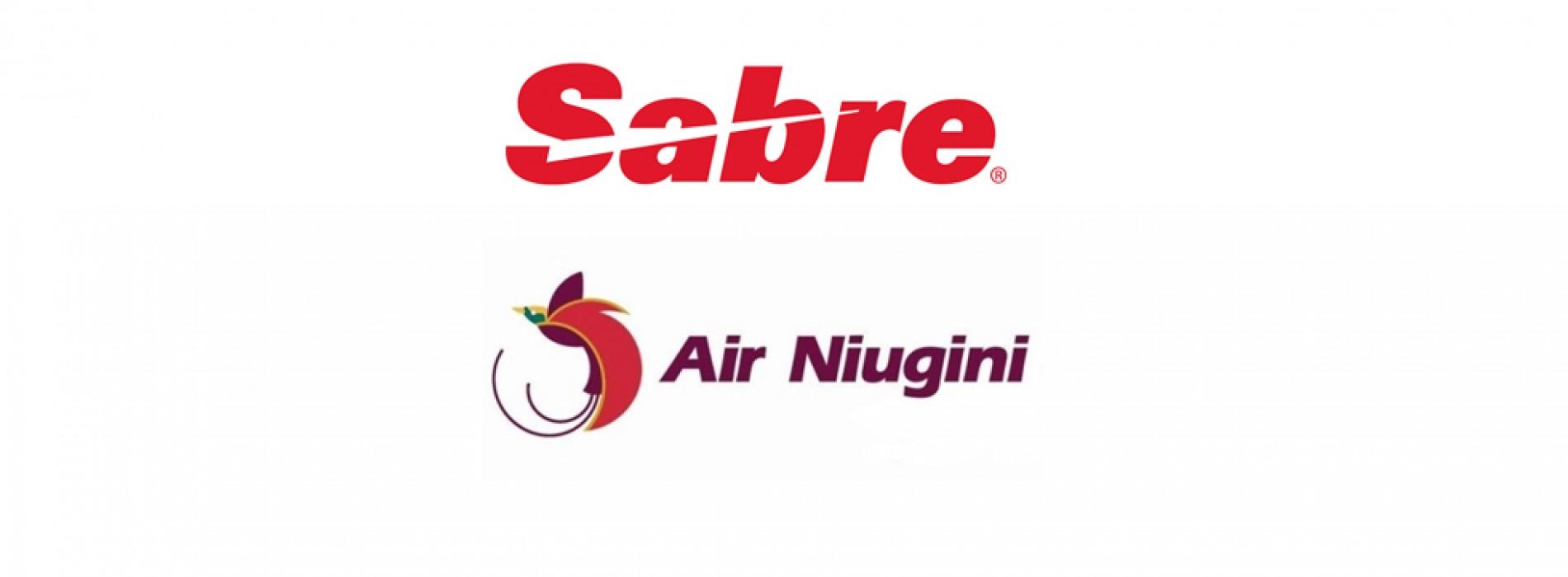 Sabre expands into Papua New Guinea travel market with Air Niugini distribution partnership