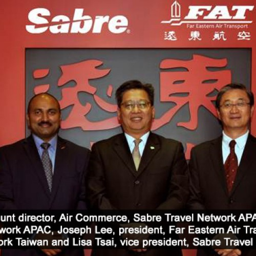Sabre and Far Eastern Air Transport enter New Partnership