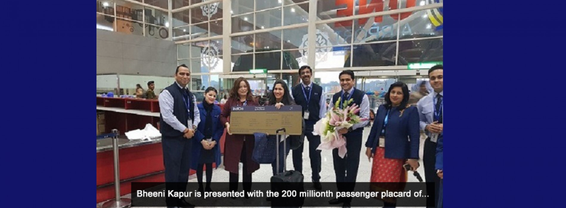 IndiGo reaches 200 million passengers mark