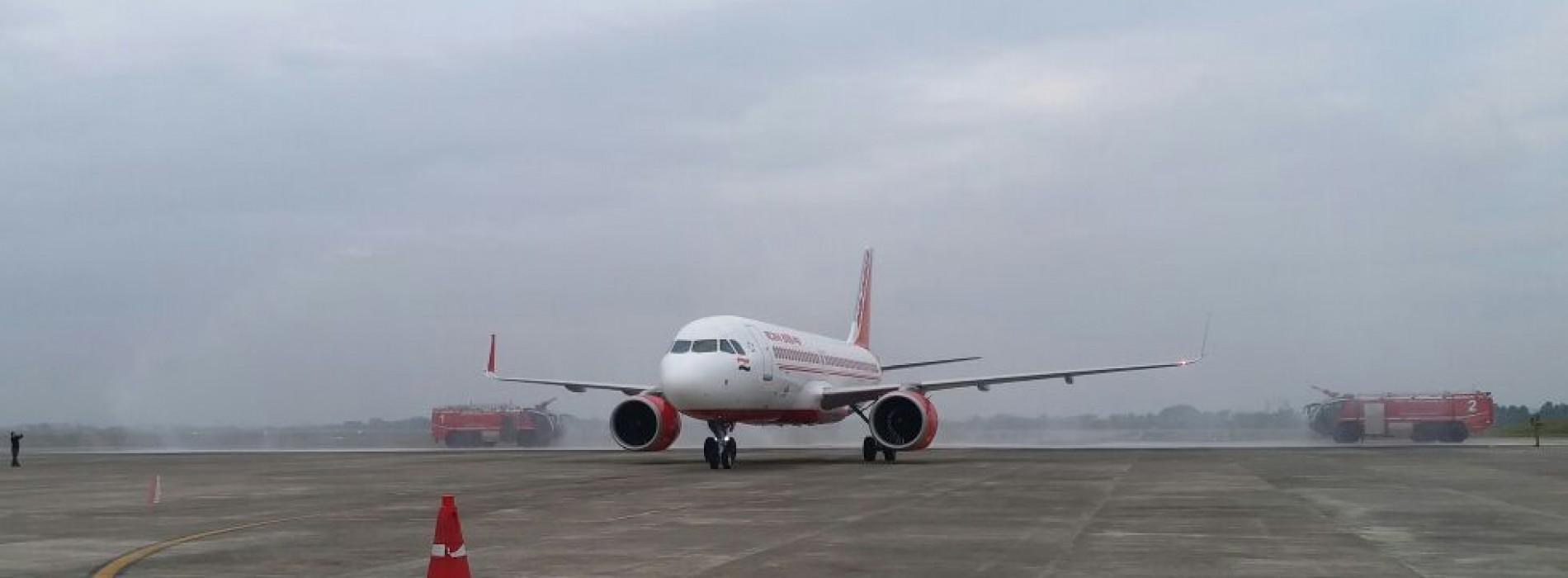 Air India starts Bhubaneswar to Bangkok flight