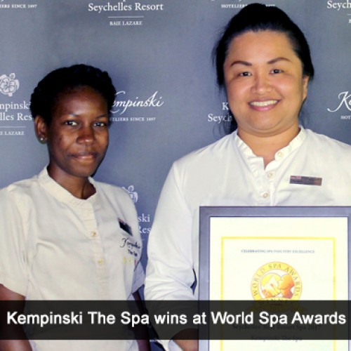 World Spa Awards 2017 winners revealed: 'Kempinski The Spa' named Seychelles' Best Resort Spa