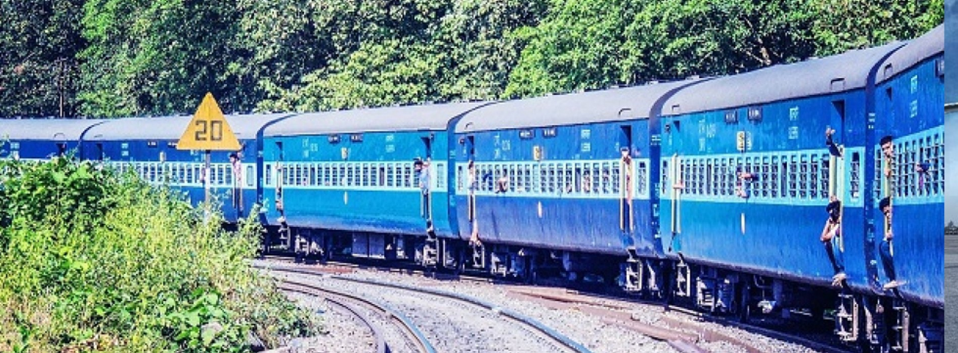 Train services disrupted by blockade in Assam