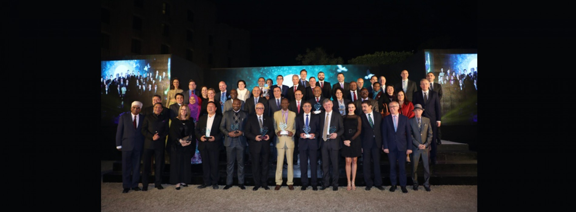 95 countries honoured at VFS Global's 'Diplomats for Peace'