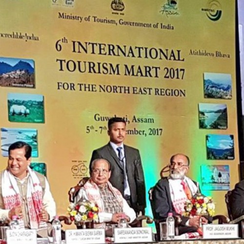 6th International Tourism Mart 2017 inaugurated in Assam