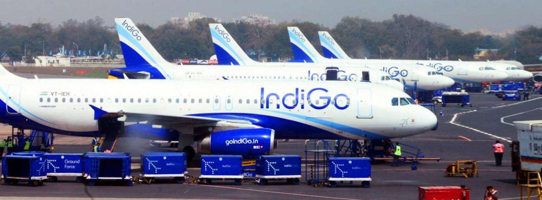 Indian Airlines to Induct 900 Aircraft in Coming Years, Indigo to Add 448 Planes