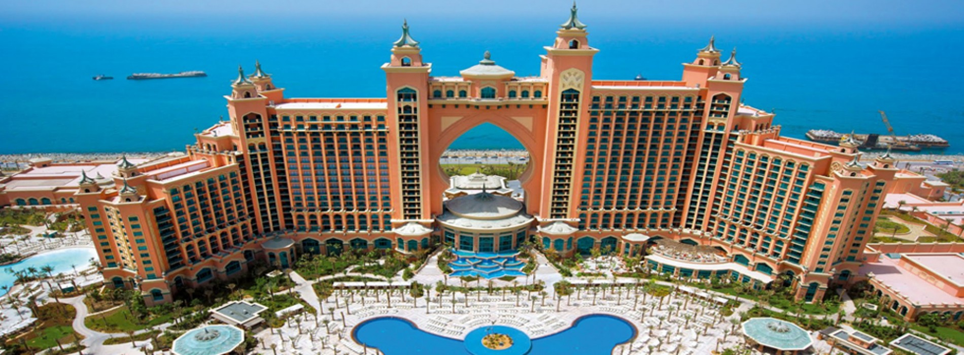 Atlantis, The Palm takes the title as the Most Instagrammed Hotel in Dubai and the Middle East