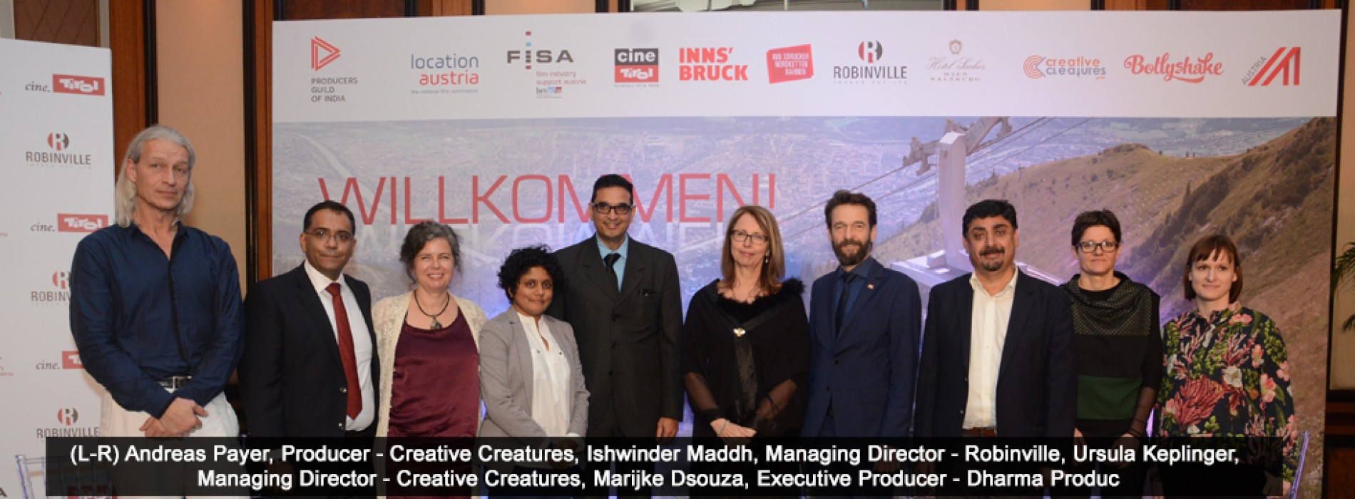 Bollywood goes to Austria, Tirol and Innsbruck bringing Austria closer to Indian audience