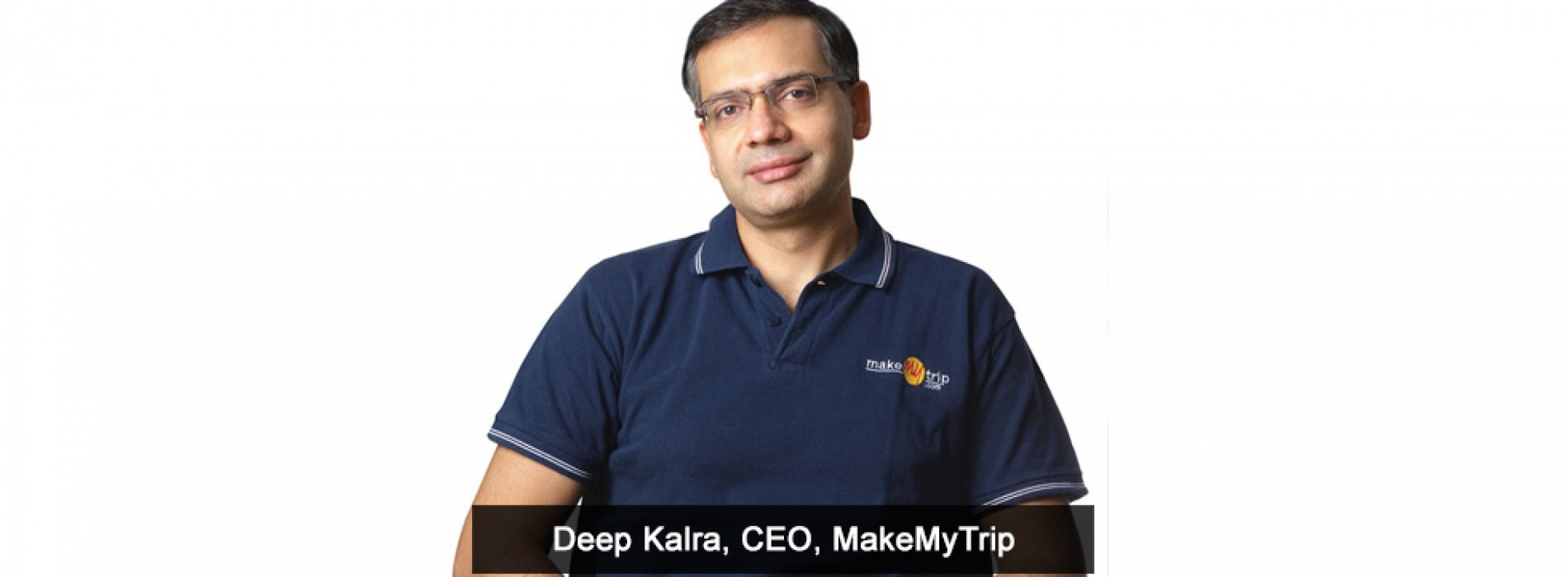 MMT only OTA in the world working to reduce carbon footprint: Deep Kalra