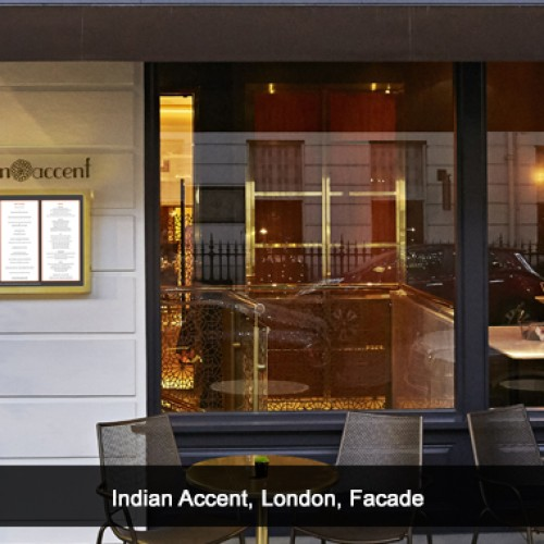 Indian Accent opens in London
