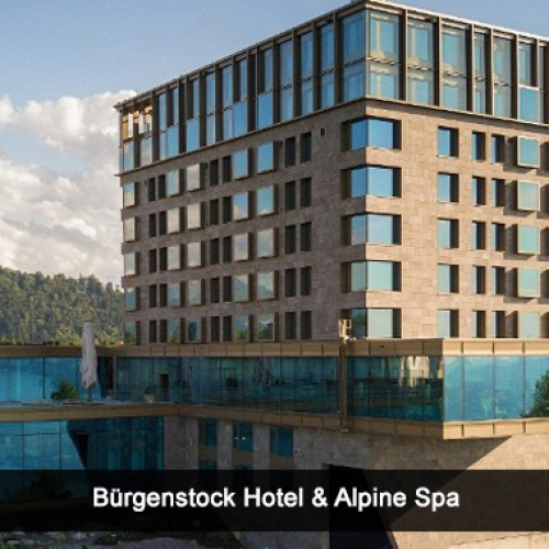 High-five for Bürgenstock Selection Hotels
