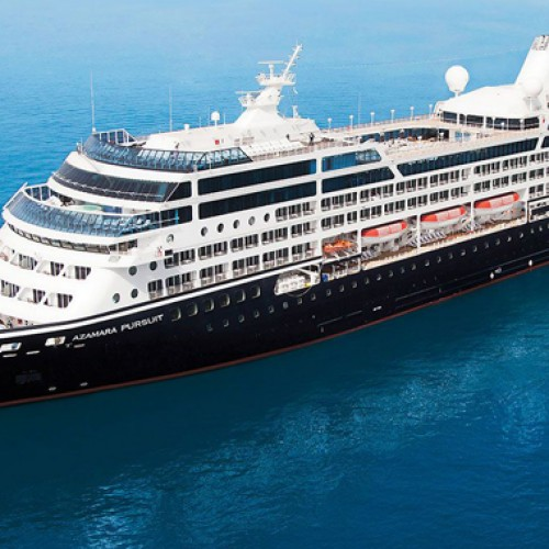 Azamara Club Cruises announces expansion of fleet with its latest acquisition the Azamara Pursuit