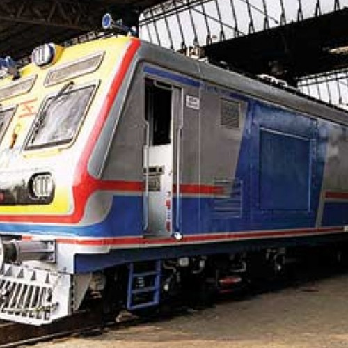 India's first AC local train flagged off in Mumbai today