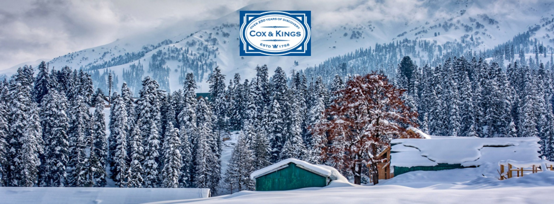 Director Tourism Kashmir launches Cox & Kings' 'Free Fly to Kashmir' Holiday