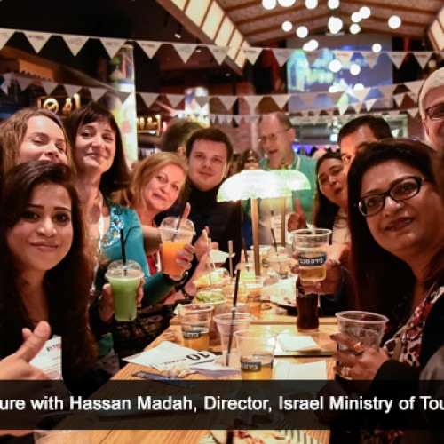 Israel Ministry of Tourism hosts 130 travel agents from 17 countries for the 7th Israel 'Where Else' Tourism Conference