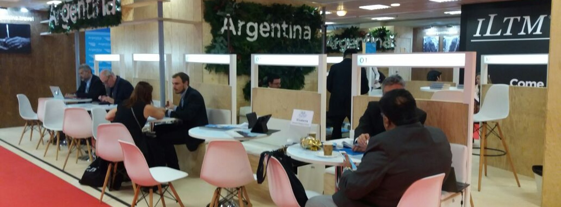 Argentina submitted its offer luxury in France
