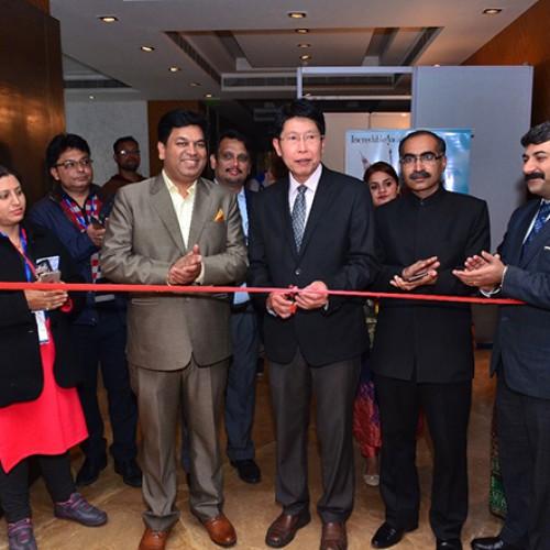 Isra Stapanaseth, Director, TAT Delhi inaugurates ITM Amritsar