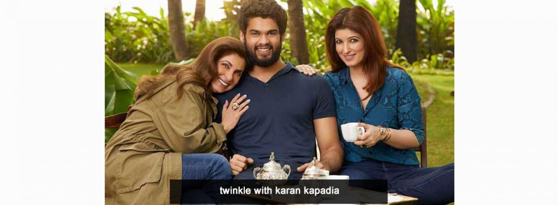 Nishant Pitti producing a film with Twinkle Khanna's cousin Karan Kapadia