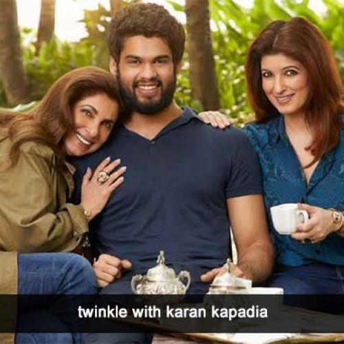 Nishant Pitti producing a film with Twinkle Khanna's cousin Karan Kapadia