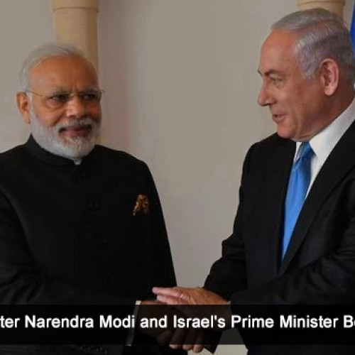 India, Israel working on 5-year cooperation plan for agriculture, water