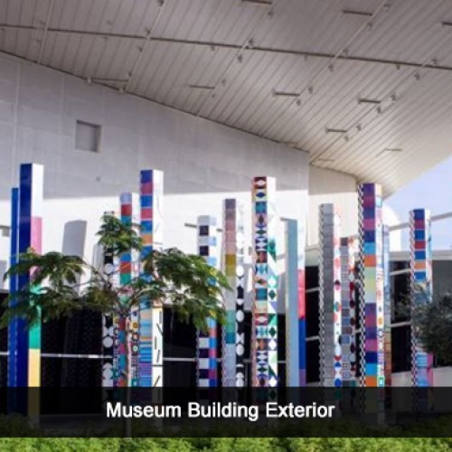 The Agam Museum opens in Rishon Lezion, Israel