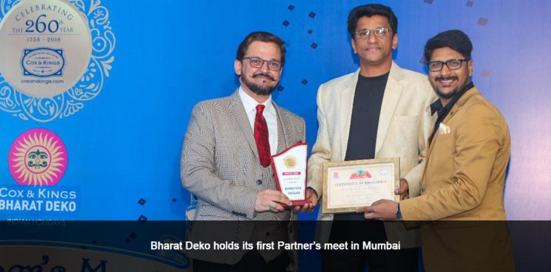 Bharat Deko holds its first Partner's meet in Mumbai