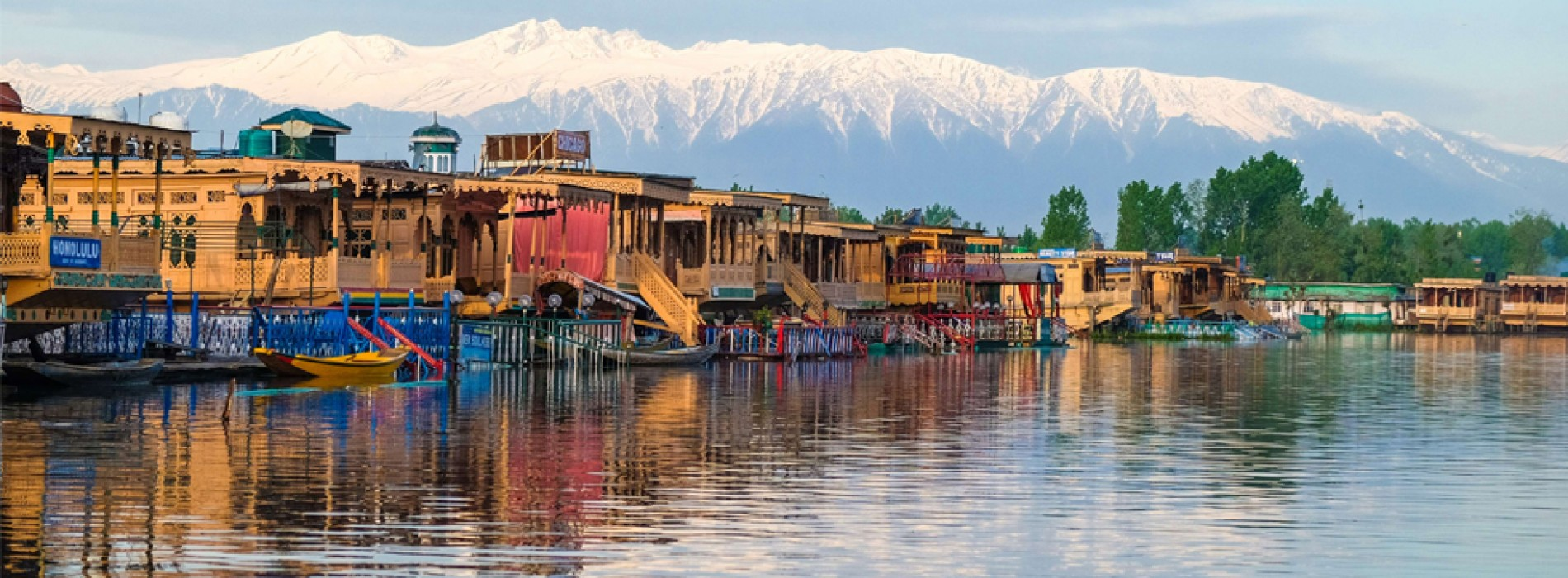 Srinagar, Port Blair rated most wallet-friendly destinations by travel guide