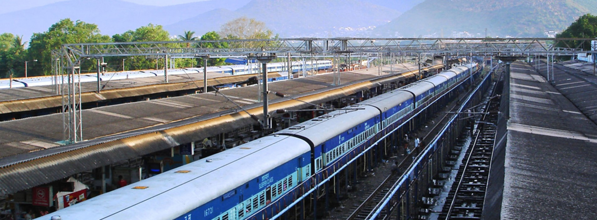 Six special trains for Sankranthi
