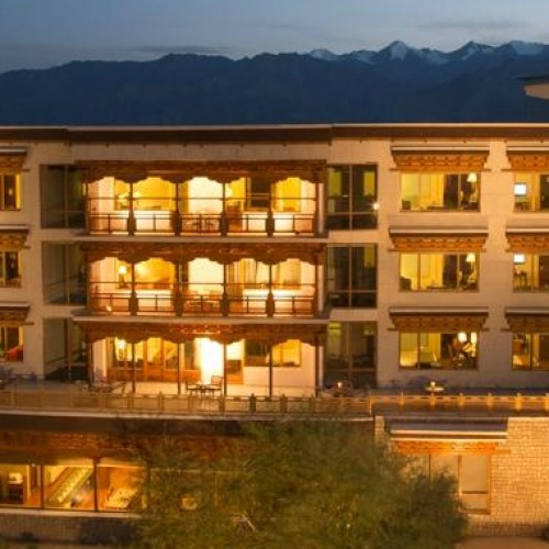 Experience winters and avail an exclusive Winter Package at The Grand Dragon, Ladakh