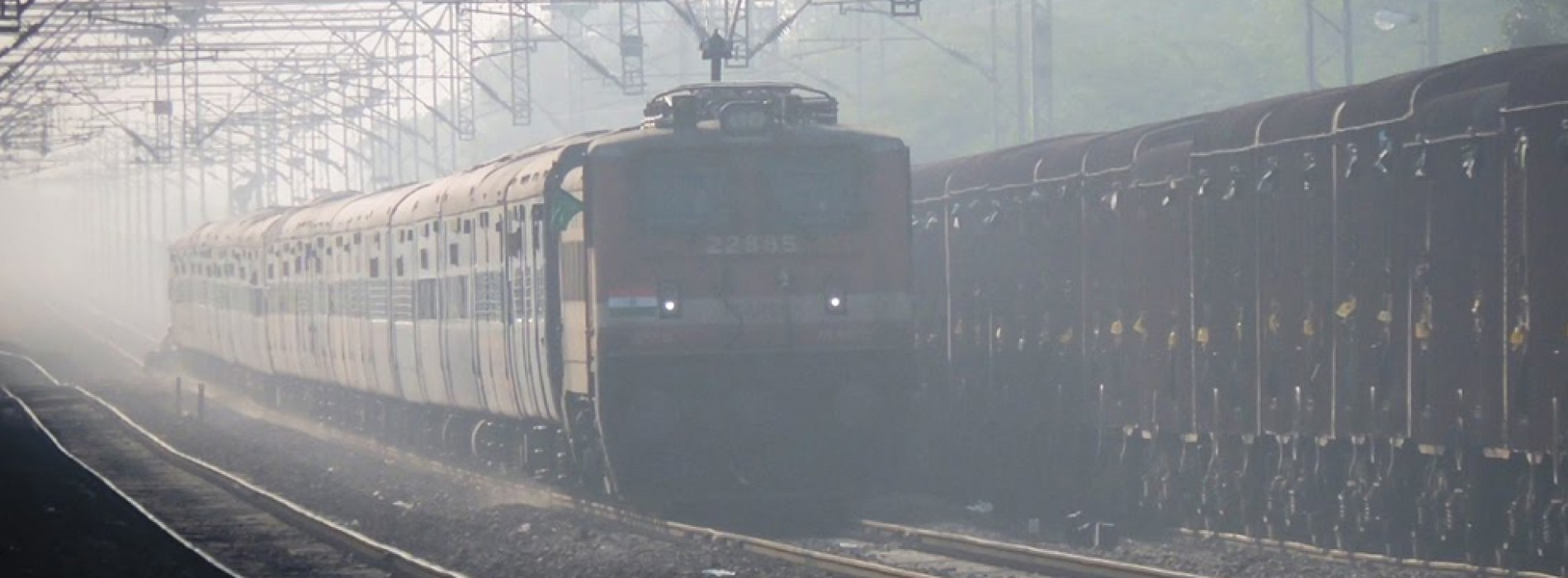 Indian Railways cancels 24 trains, reschedules 23 due to fog