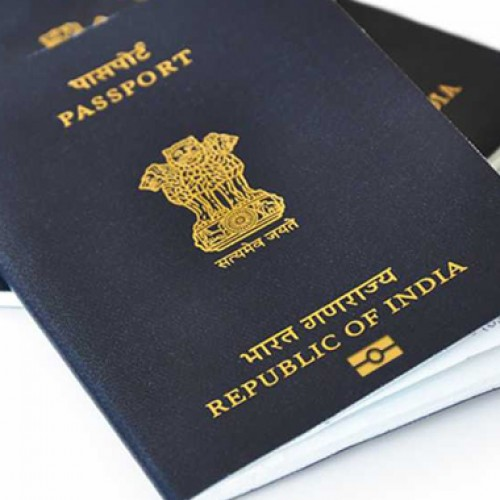 Indian passport to get a makeover