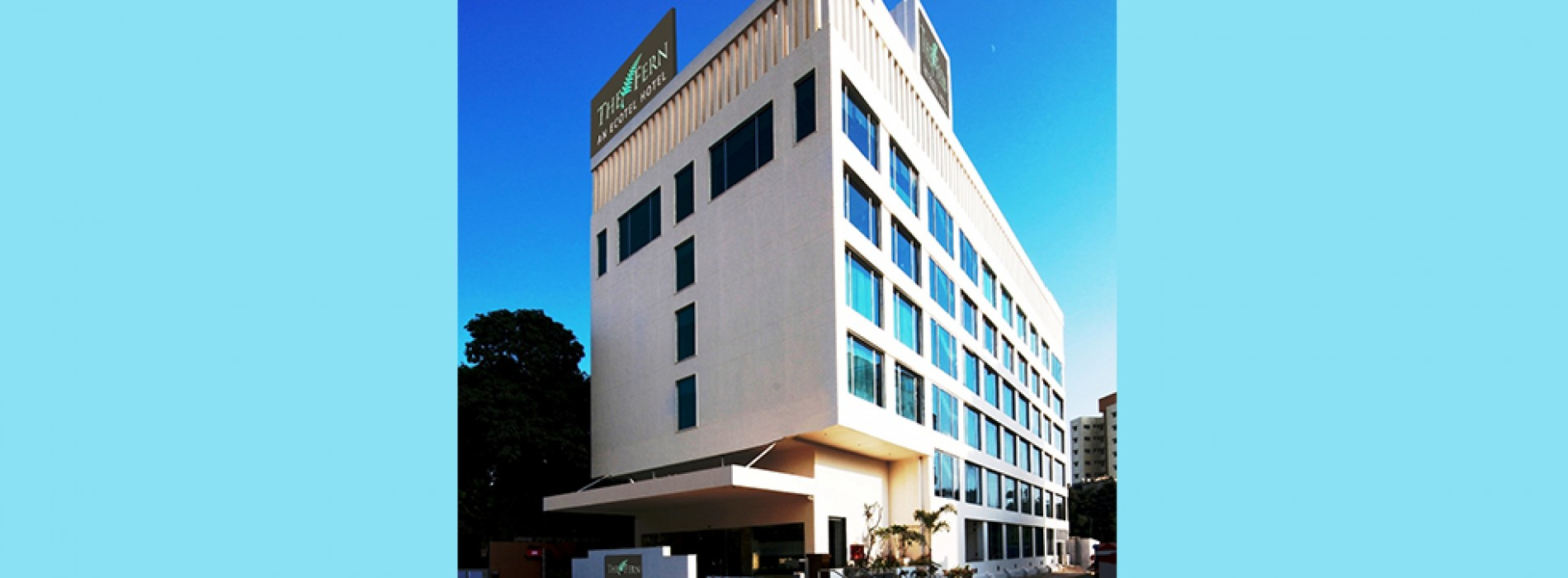 The Fern – An Ecotel Hotel opens in Akota, Vadodara